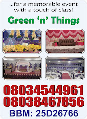 Events Planning & Decorations