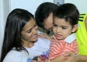 Alagoas: Miguel, Família faz campanha  para compra  de remédio  à base de canabidiol