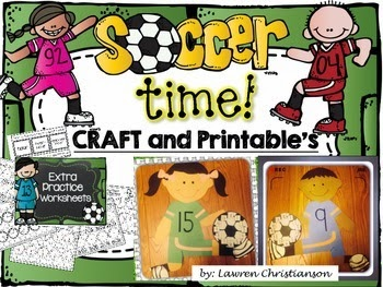 http://www.teacherspayteachers.com/Product/Telling-Time-Activities-with-Craft-1125175