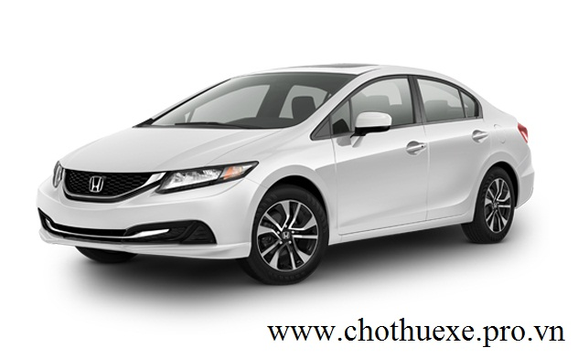 Cho thuê xe 4 chỗ Honda Civic chất lượng giá rẻ