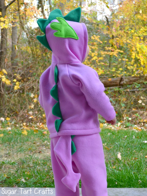 Spike the Dragon My Little Pony costume