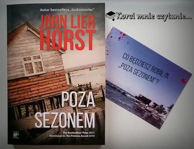 """Jørn Lier Horst """"Poza sezonem"""""""