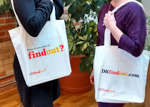 Giveaway - DKfindout Tote Bag!