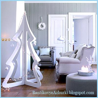 новогодний декор дома_идеи