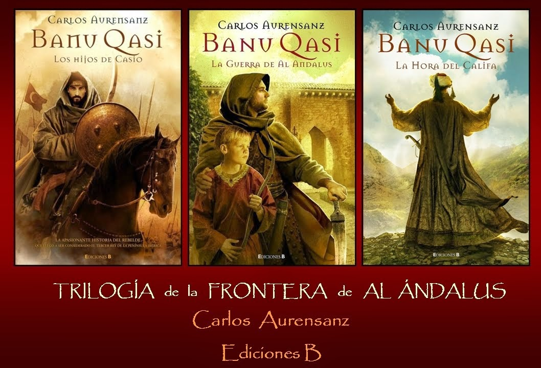 Otras novelas de Carlos Aurensanz