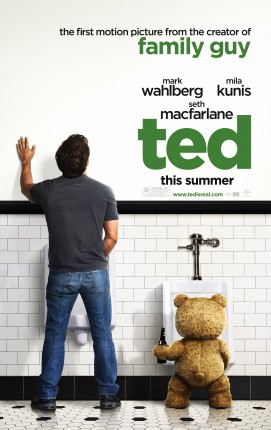 Filme Poster Ted TS XviD & RMVB Legendado