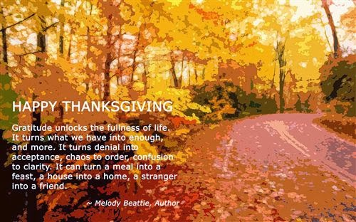 Best Happy Thanksgiving Wishes Quotes