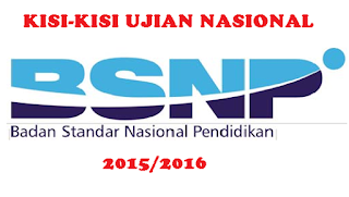 download kisi-kisi ujian nasional 2016 terbaru