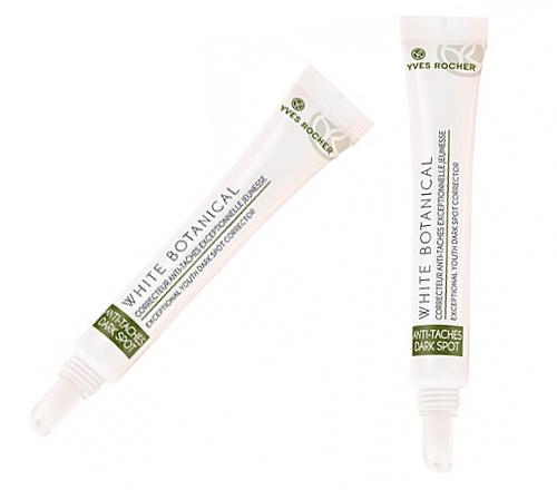 Kem trị nám da mặt cao cấp của Pháp White Botanical Yves Rocher