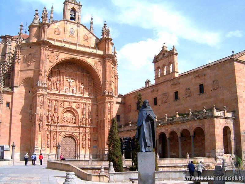 Profesor de Historia, Geografía y Arte: Salamanca ...