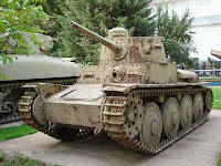 Panzer 38(t) Medium Tank