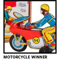 Motorcycle Winner
