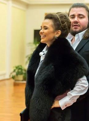 Относно бившия си съпруг Димитър Андонов Мария е категорична, че няма да го покани на сватбата си.