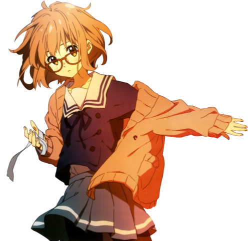 Wallpaper Mirai Kuriyama (Beyond The Boundary)