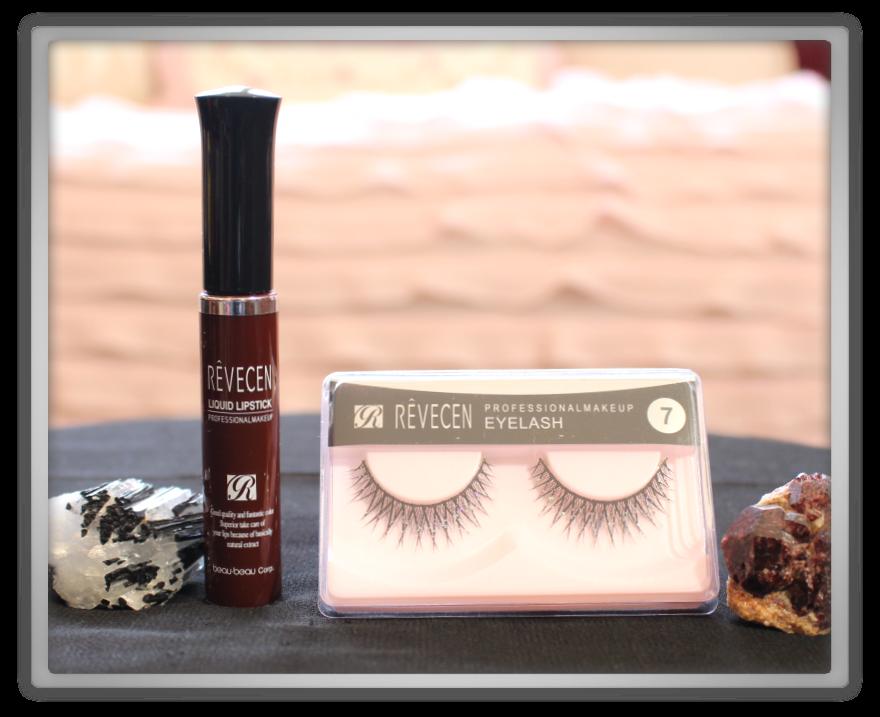 겟잇뷰티박스 by 미미박스 memebox beautybox Superbox #59 Halloween Special unboxing review revecen lipstick blood eye lash 7