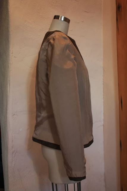 Cordova Jacket Lining Side