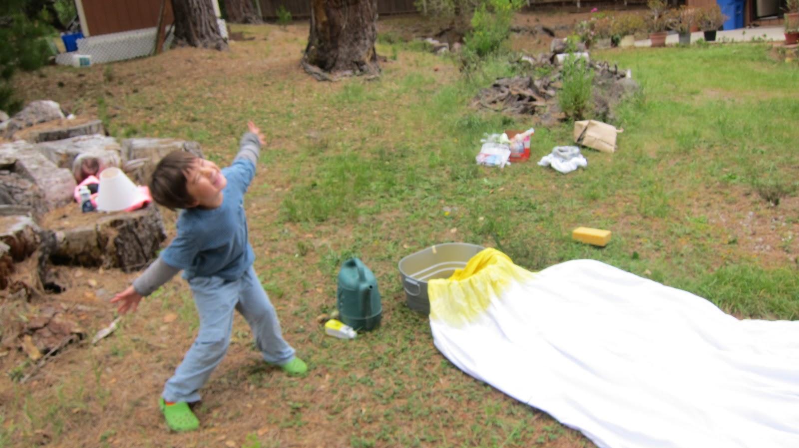how to make yellow dye ark