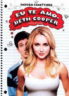 Eu Te Amo, Beth Cooper - DVDRip Dual Áudio