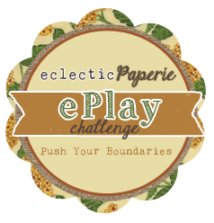 Our new ePlay Challenge ~ Embossing