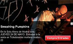 Concierto de Smashing Pumpkins este jueves en Madrid