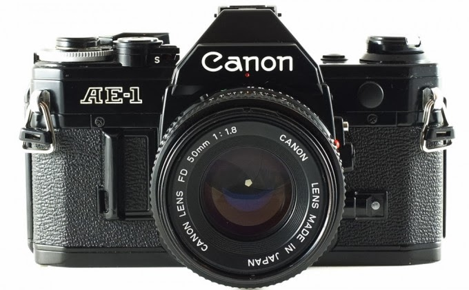 The canon ae1