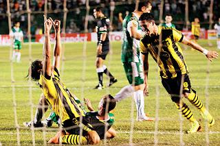 Oriente Petrolero - Copa Sudamericana - DaleOoo.com web del Club Oriente Petrolero