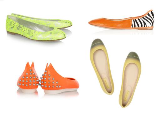 Fancy Flats Ballet Shoes