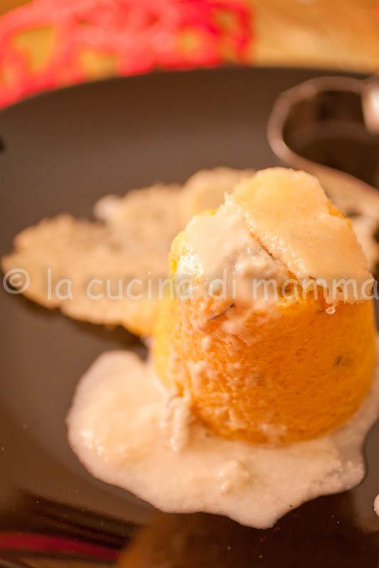 La cucina di mamma budini salati di zucca e lenticchie - La cucina di loredana ...
