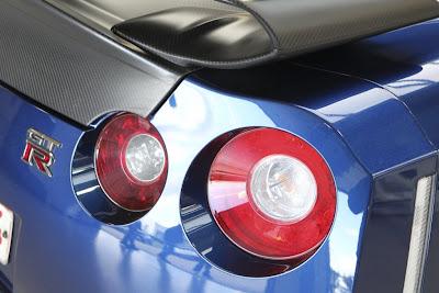 Nissan GTR 2012