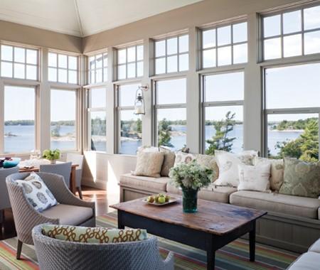 Charming Indoor Sun Room Furniture Ideas