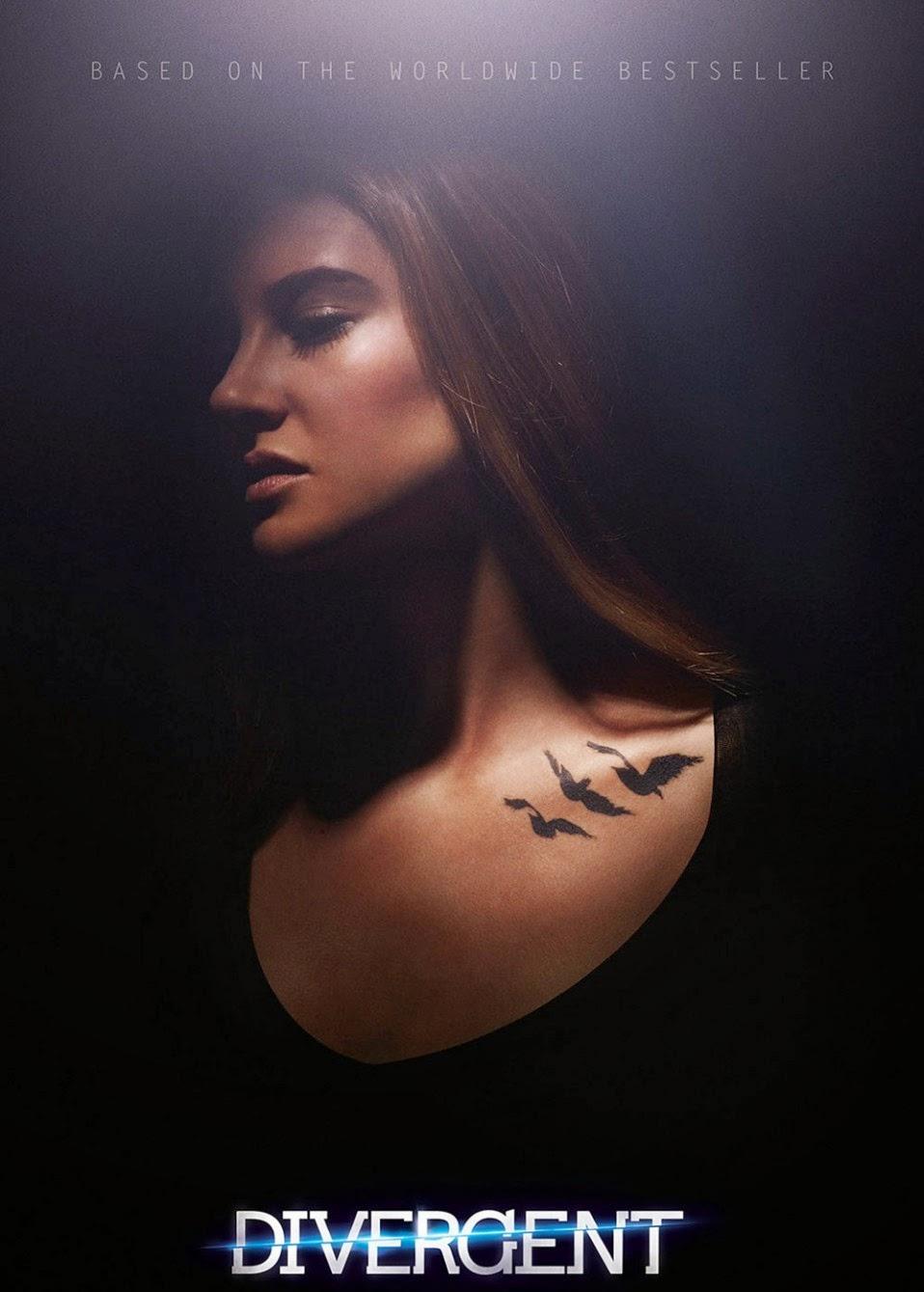 Татуировка как у трис дивергент