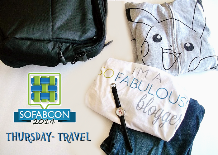 #SoFabCon14 What To Wear