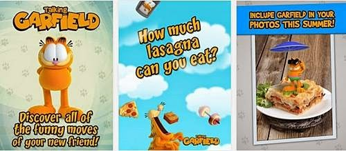 Game android kucing peniru suara