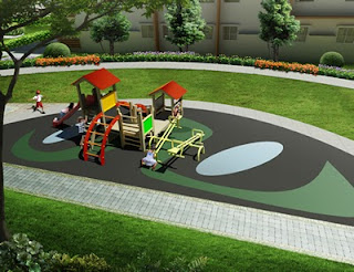 Playgrounds at One Spatial Pasig