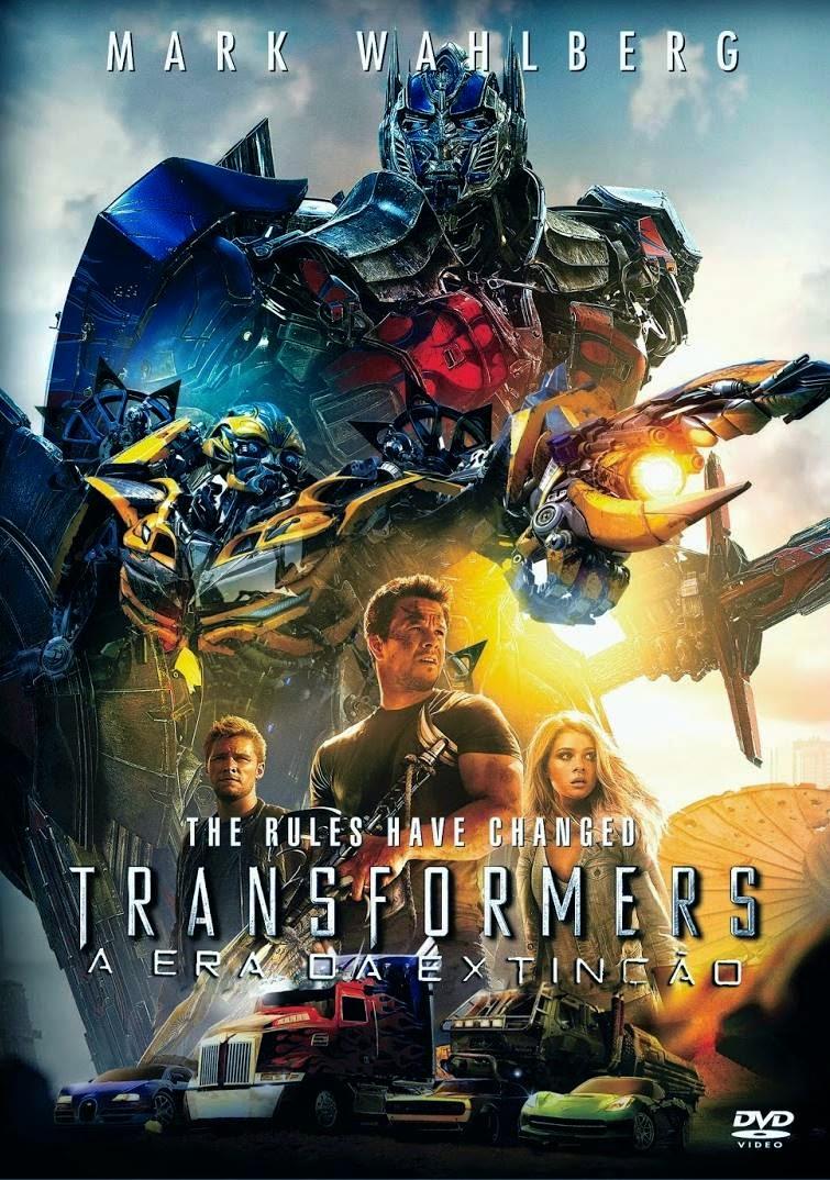 Transformers 4 A Era da Extincao AVI + 720p + 108p Dual Audio + RMVB Dublado HDTS WEBRip