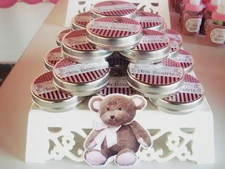 lembrancinhas chá de fraldas meninas