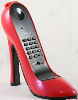 shoes phone