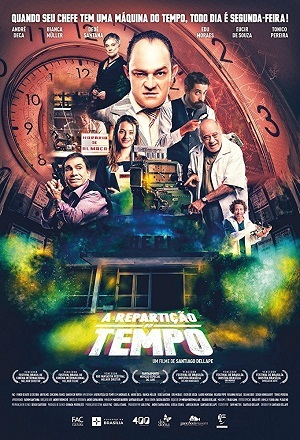 A Repartição do Tempo Filmes Torrent Download capa