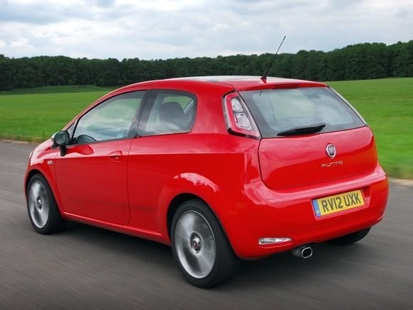 Mexico: Nuevo Fiat Punto 2013 Precios y Equipamiento