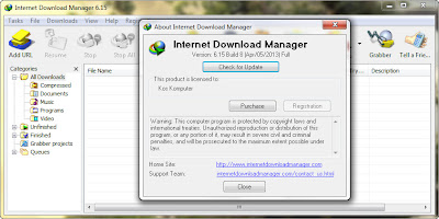 Internet Download Manager 6.15 Build 8 Full Patch