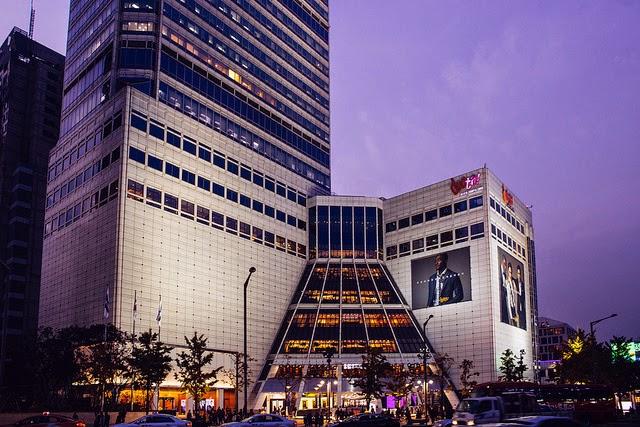 กรุงโซล ตลาดนัมเเดมุน Seoul Dongdaemun