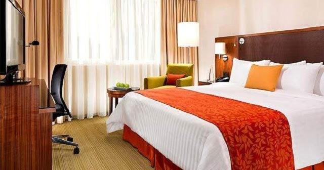 Dormitorios juveniles de color anaranjado - Habitaciones color naranja ...