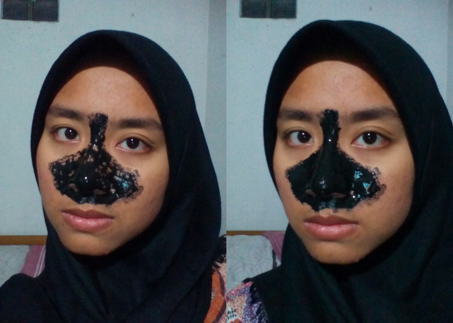 Review Daiso Japan Natural Pack Charcoal Peel Off Mask