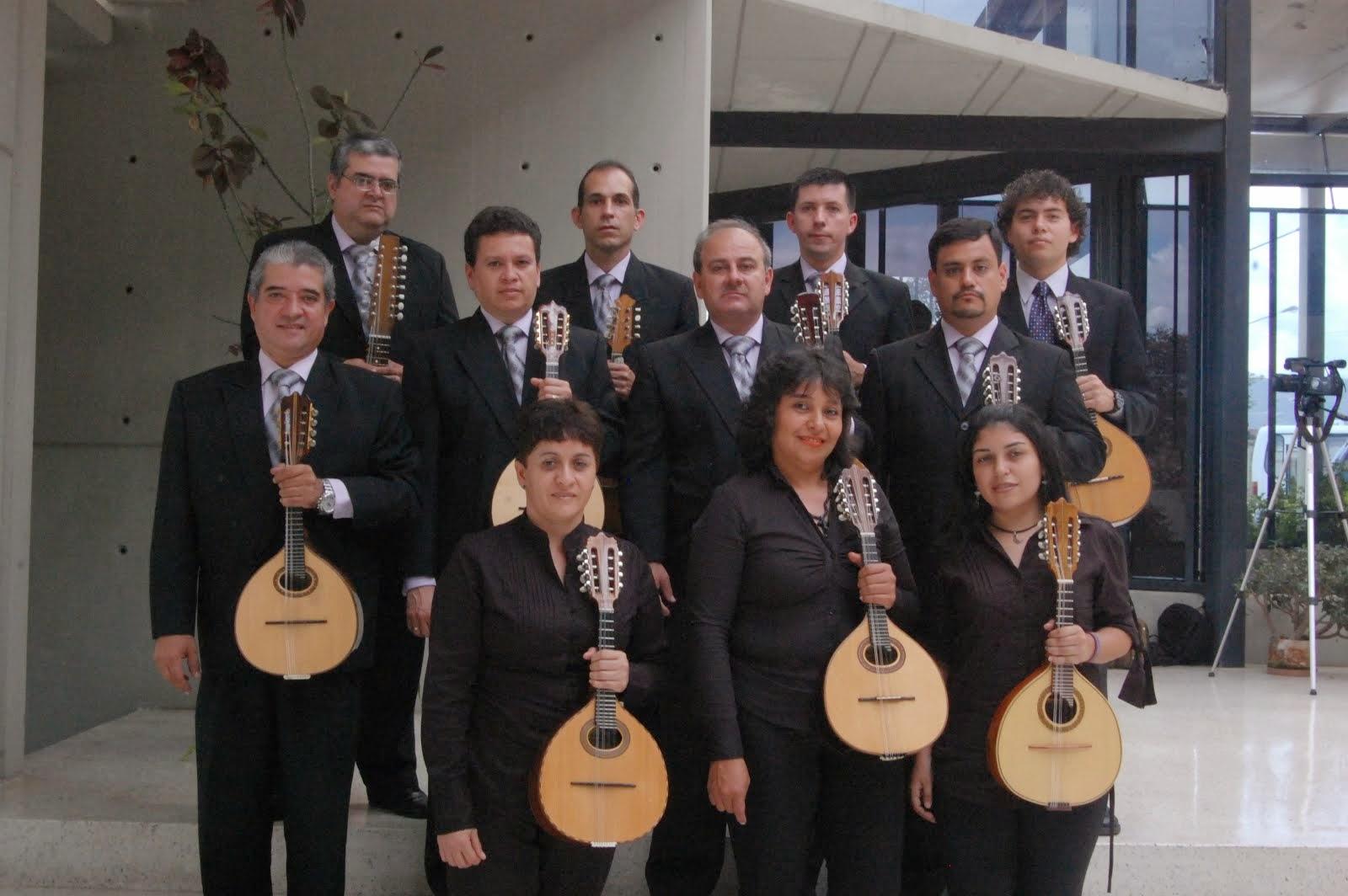 """Orquesta Típica del Táchira """"Onofre Moreno Vargas"""""""