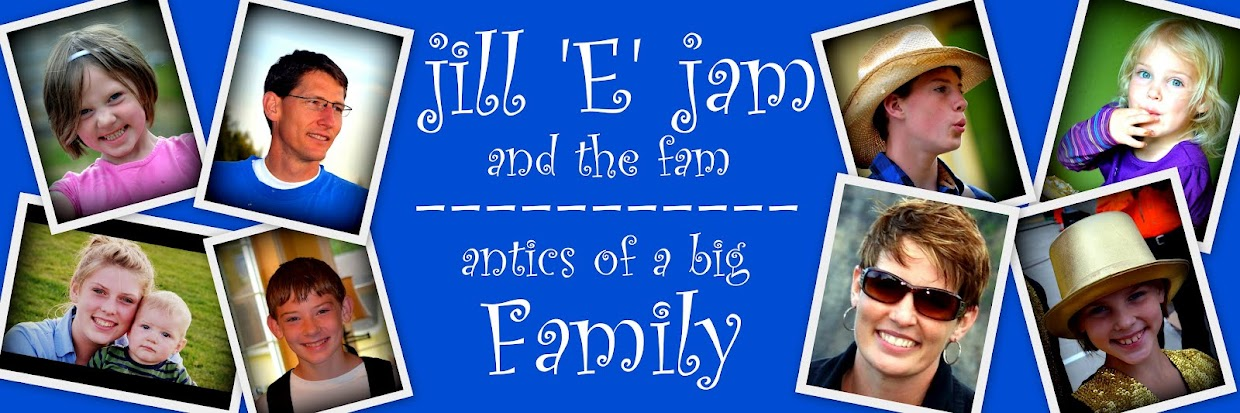 jilll &#39;E&#39; jam and the Fam