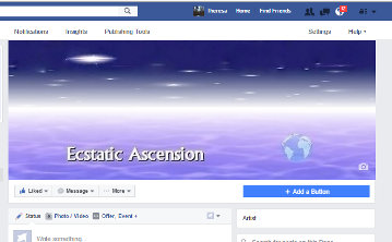 Ecstatic Ascension Facebook Page