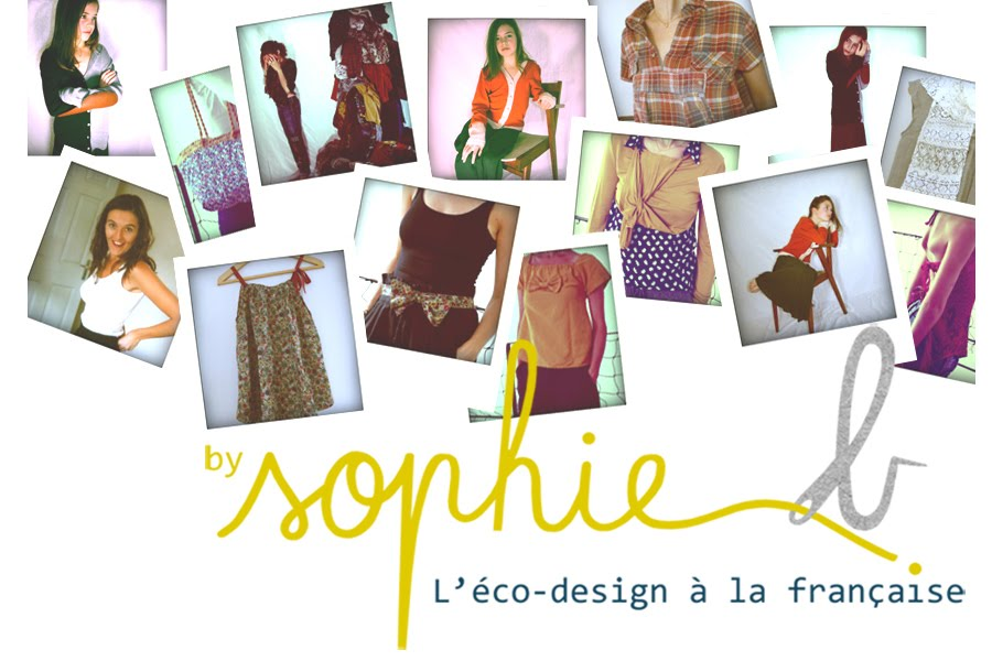 by sophie b. l'éco-design à la française