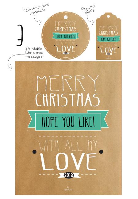 Merry Christmas hope you like printable