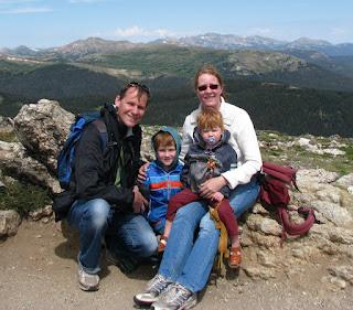 Alpine Ridge Trail in Rocky Mountain National Park