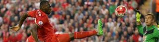Christian Benteke, Liverpool, soccer
